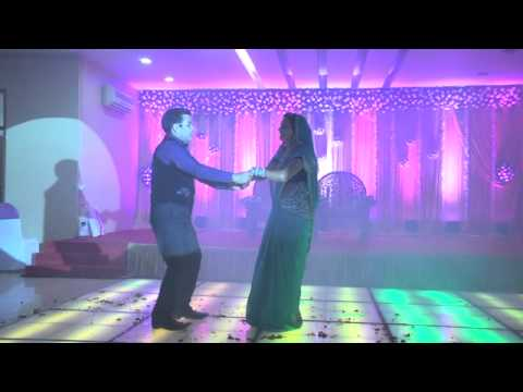 amazing dance performance on 25th anniversary  silver couple Meenakshi and GL Sharma