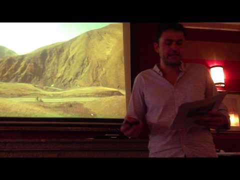 Tales of Adventure Bicycle Travel Talk 20/6/13