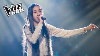Majocast canta Amores Extraños - Audiciones a ciegas | La Voz Kids Colombia 2018