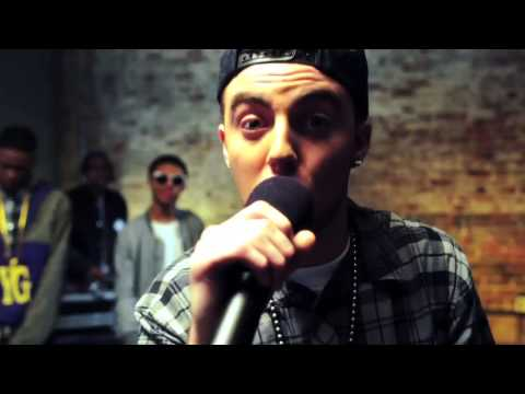 XXL Freshmen 2011 Cypher - Part 1 - YG, Mac Miller, Diggy & Lil Twist