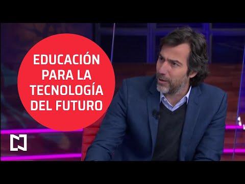 Capacitación en tecnología para el futuro