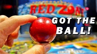 I Unlocked the Red Zone Arcade Machine!