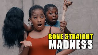 Download Goodluck Comedy - BONE STRAIGHT MADNESS (PRAIZE VICTOR COMEDY)