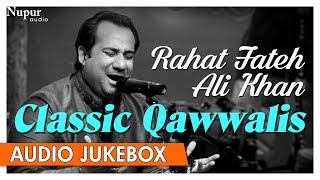 Rahat Fateh Ali Khan Classic Qawwalis   Best Sufi Romantic Qawwali Songs   Nupur Audio