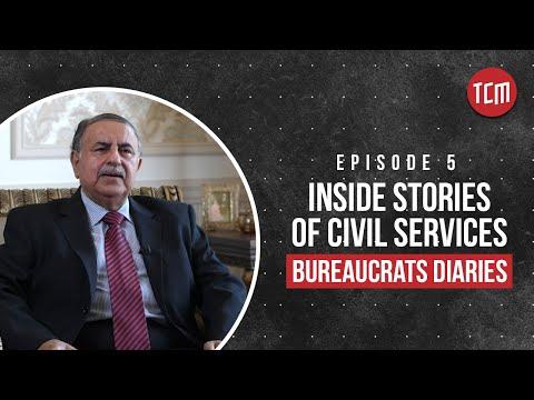 Ahsan Raja | Inside Stories of Civil Servants | Episode 5