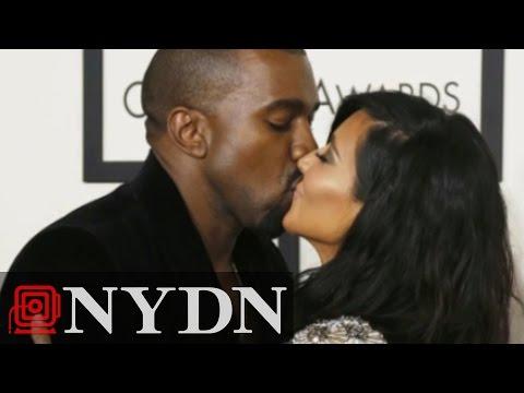 Kanye West Posts Series of Nude Kim Kardashian Photos on Twitter thumbnail