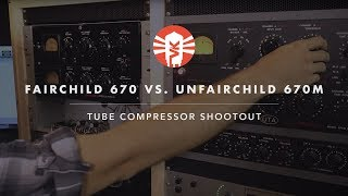 The Fairchild 670 is one of the world's most sought after compresso...