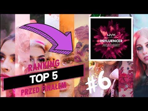 NYX Influencer Academy - TOP 5 [ODCINEK 6] thumbnail