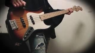 RED WARRIORSの名曲「ルシアン・ヒルの上で」弾いてみました。 ロックバ...