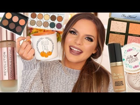 Chit Chat GRWM / Fall Makeup / Update on life | Casey Holmes