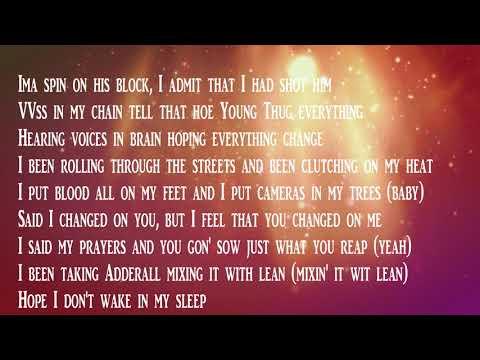 NBA Youngboy - Genie (Lyrics)