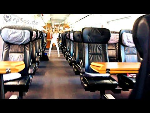 Fast Train Travel in Germany of Europe