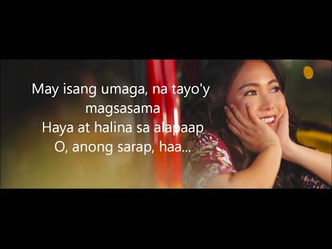 Alapaap (Lyrics) - Yeng Constantino & Harana