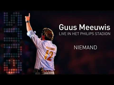 Guus Meeuwis - Niemand  (Live 2006) (Audio Only) mp3