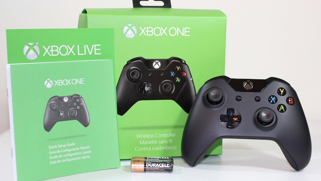 xbox one controller unboxing - photo #4
