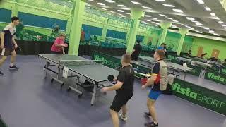 Керенский-Беспалов vs Рязанова-Артемов | RTTF cup 300 (зима 2021)