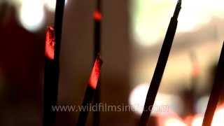 Incense, hawan kund, samigri and dhoop batti