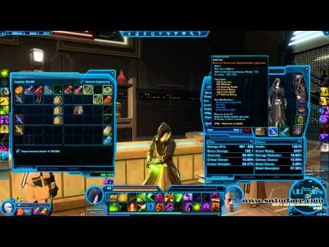 swtor how to build mods