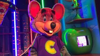 Another Chuck E. Day - East Orlando Chuck E. Cheese's