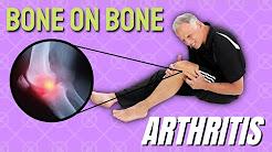 Bone on Bone Knee Arthritis and Pain: TOP 3 Things to Try.