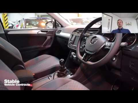 Tiguan SE Nav and Tiguan R-Line Facebook Live Video 09/08/2016 Stable Vehicle Contracts