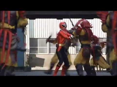 Shinkenger - Shinken Red Opening