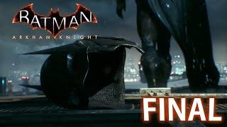 Batman Arkham Knight - FINAL ÉPICO 100%!!!!!! [ Playstation 4 - Playthrough PT-BR ]