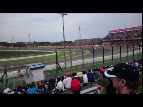 Toro Rosso overtake attempt on Williams