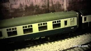 oorail.com   British Rail Coach Comparison - OO Gauge British Model Railways