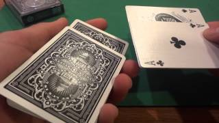 Card Trick Tutorial