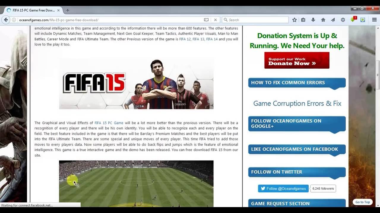 fifa 14 download pc free full version ocean of games