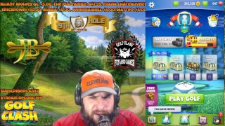 Golf Clash Tour 6 Game Play Low Clubs