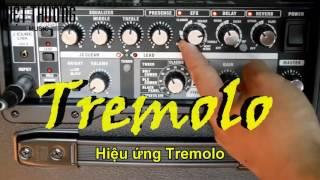 Cube GX-P15-OCTA TREMOLO