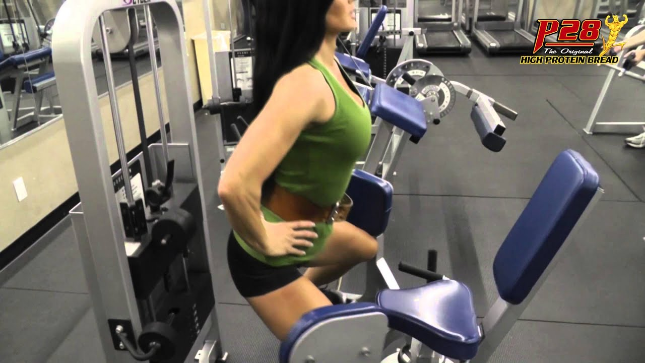 The Glute Series: Top 10 Exercises #1 Reverse Abductor ...