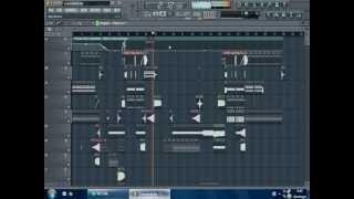 FL STUDIO FULL REMAKE: Showtek & Justin Prime - Cannonball (+ FREE FLP)