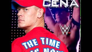 WWE: The Time Is Now (John Cena) + AE (Arena Effect) Resimi