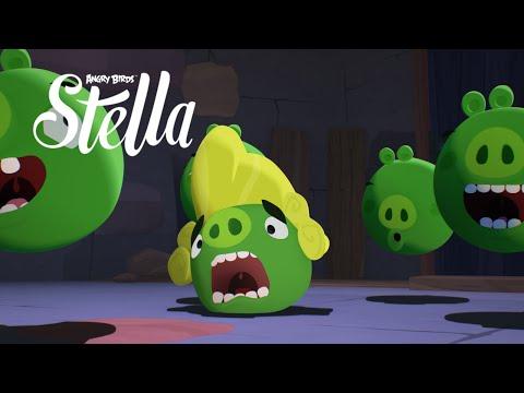 "Angry Birds Stella - Season 2 Ep.10 Sneak Peek - ""Gilded Cage"""