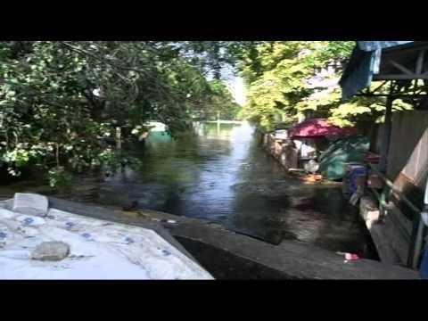 20111104 - Bangkok Flood Report - Jutujak & Central Lat Prao Area