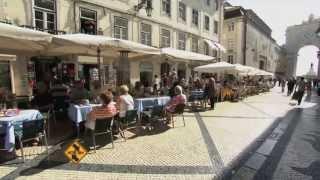 HOJE TEM - Praça do Comércio em Portugal (31/12/13)