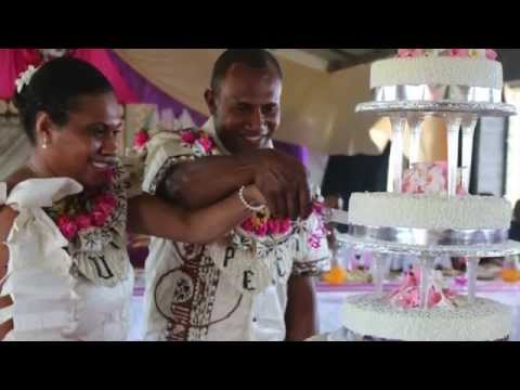 Fijian Wedding slideshow