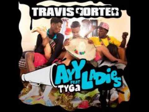 Travis Porter - Ayy Ladies ft. Tyga [Explicit] (Lyrics in Description)