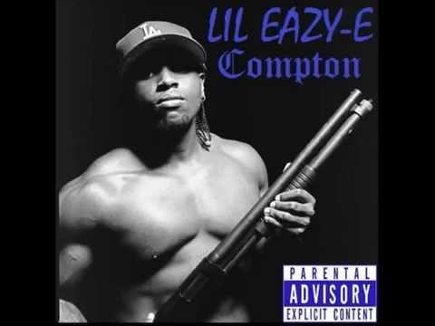 LIL EAZY-E - Compton (full album) Mix Tape