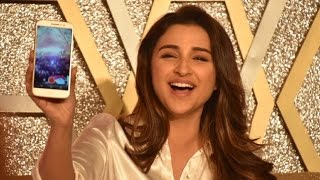 Parineeti Chopra at the Launch of New Phone Moto M by Motorola | Parineeti Chopra Interview