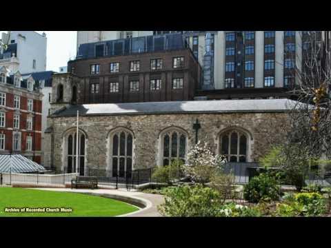BBC Choral Evensong: Savoy Chapel London 2011 (Philip Berg)