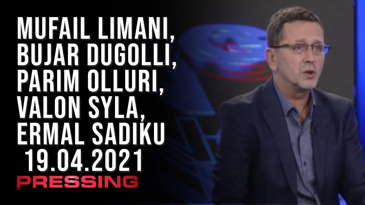 PRESSING. Mufail Limani, Bujar Dugolli, Parim Olluri, Valon Syla, Ermal Sadiku - 19.04.2021