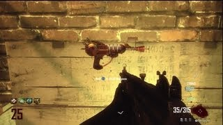Black Ops 2 Zombies Get Ray Gun Every Time Glitch / Trick