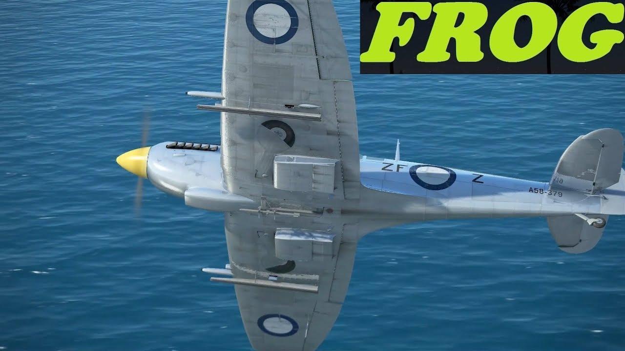 Spitfire MkIXe Vs