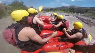 Rafting en el Cajón del Maipo
