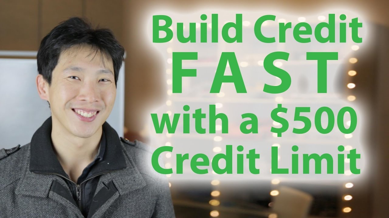 Build credit rating fast