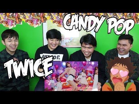 TWICE - CANDY POP MV REACTION (FUNNY FANBOYS)